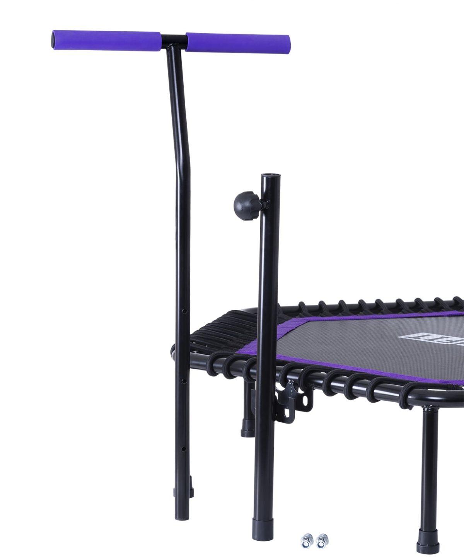 BASEFIT Батут 112 см. фиолетовый  TR-401 - 4