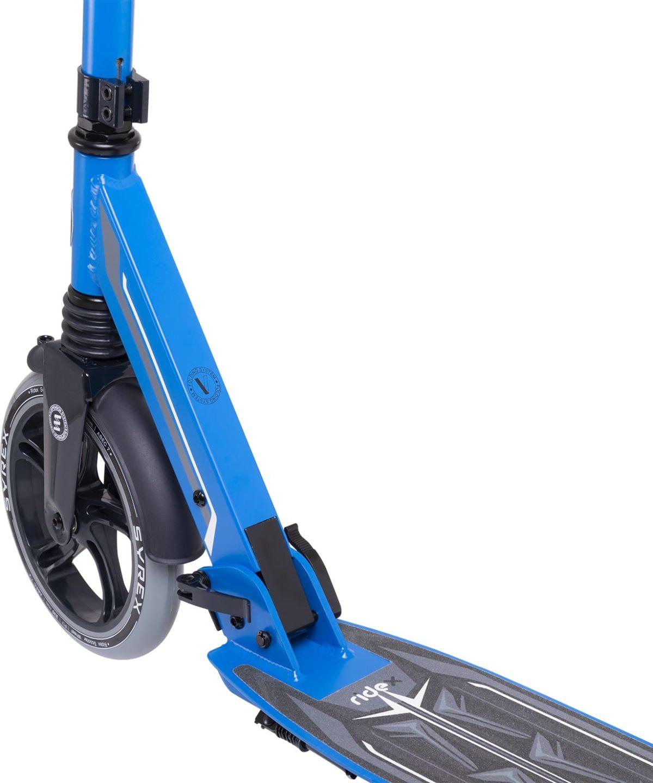 RIDEX Syrex Самокат 2-колесный  230/200 мм  Syrex: синий - 4
