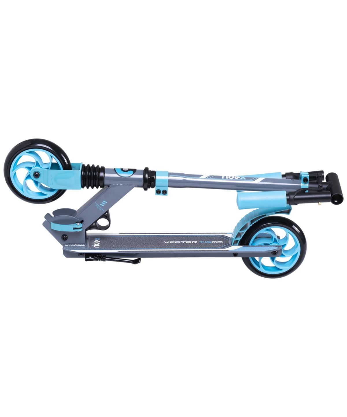 RIDEX Vector Самокат 2-колесный  145 мм  Vector: синий - 5