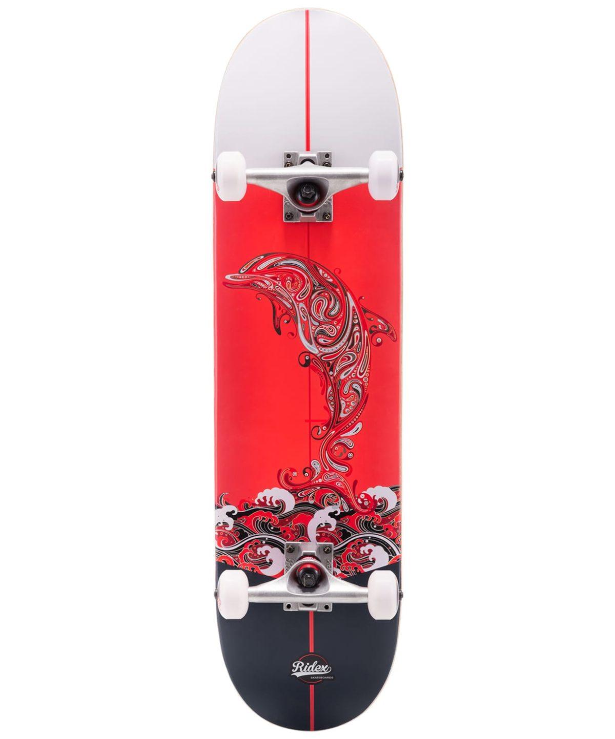 RIDEX Скейтборд Redsea - 1