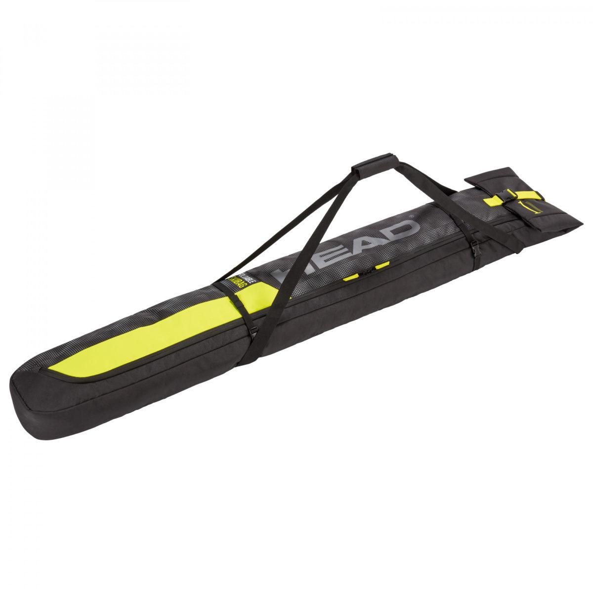 HEAD Single Skibag Чехол на 1 пару лыж регулируемая длина  383059 - 1
