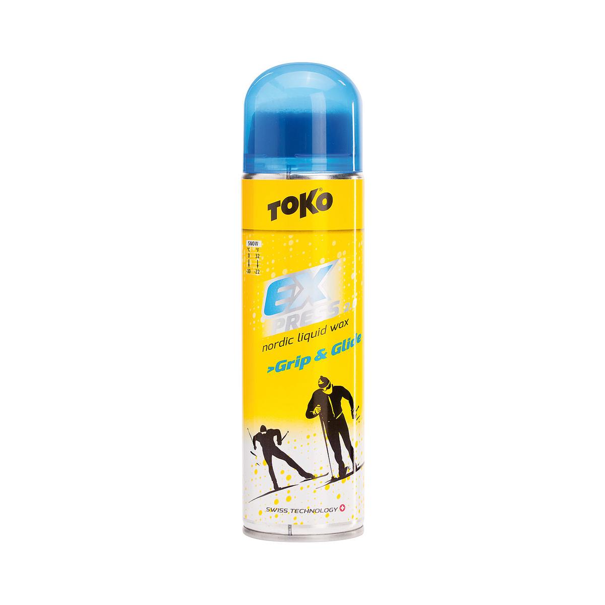 TOKO Экспресс смазка  Express Grip & Glide 200 мл.  5509266 - 1