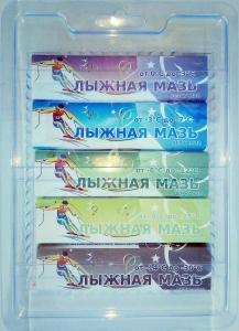 SPRINT Мазь комплект 5 мазей 200гр. (0 -30)  ЛМ-5 - 1