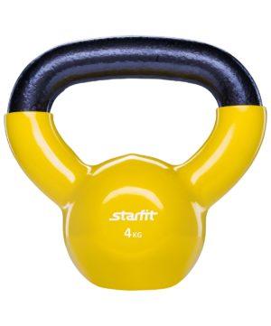 STARFIT Гиря виниловая 4 кг DB-401 - 4