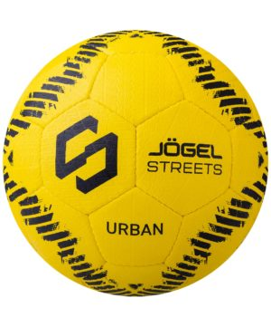 JOGEL Urban Мяч футбольный  JS-1110 №5: жёлтый - 1