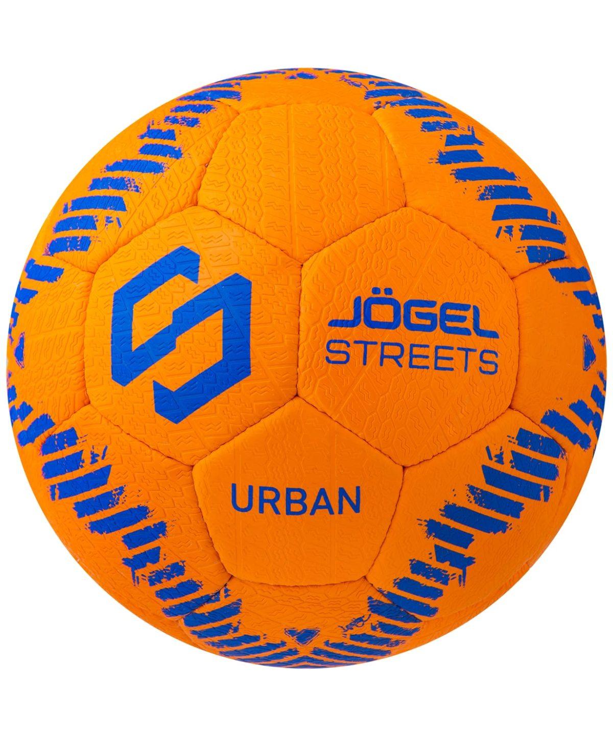 JOGEL Urban Мяч футбольный  JS-1110 №5: оранжевый - 1