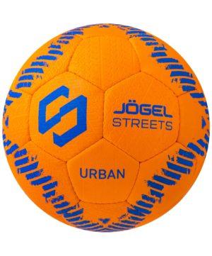 JOGEL Urban Мяч футбольный  JS-1110 №5: оранжевый - 16
