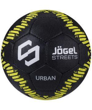 JOGEL Urban Мяч футбольный  JS-1110 №5: чёрный - 3