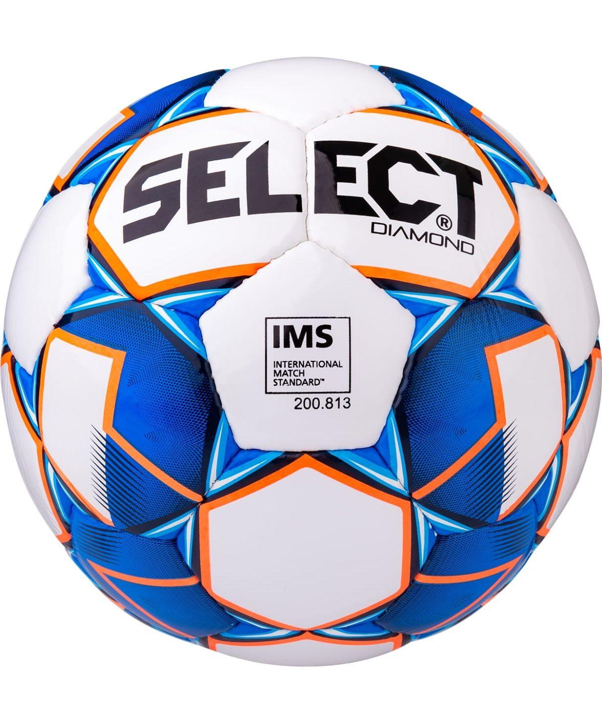 SELECT Diamond IMS Мяч футбольный  810015 №5 - 2