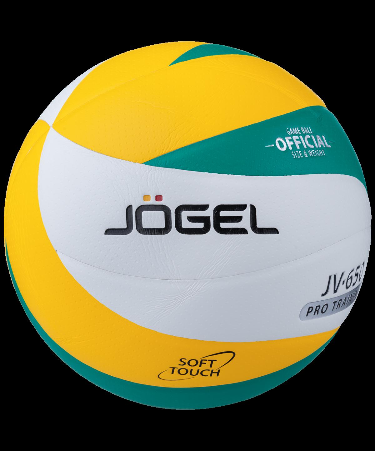 JOGEL Мяч волейбольный JV-650 №5 - 1