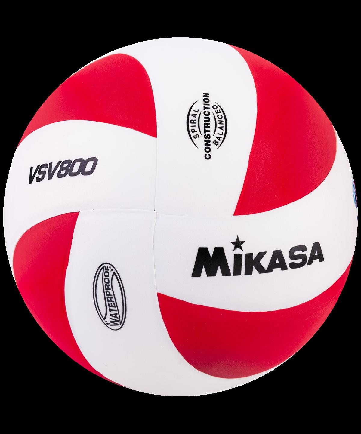 MIKASA Мяч волейбольный VSV800 WR №5 - 1