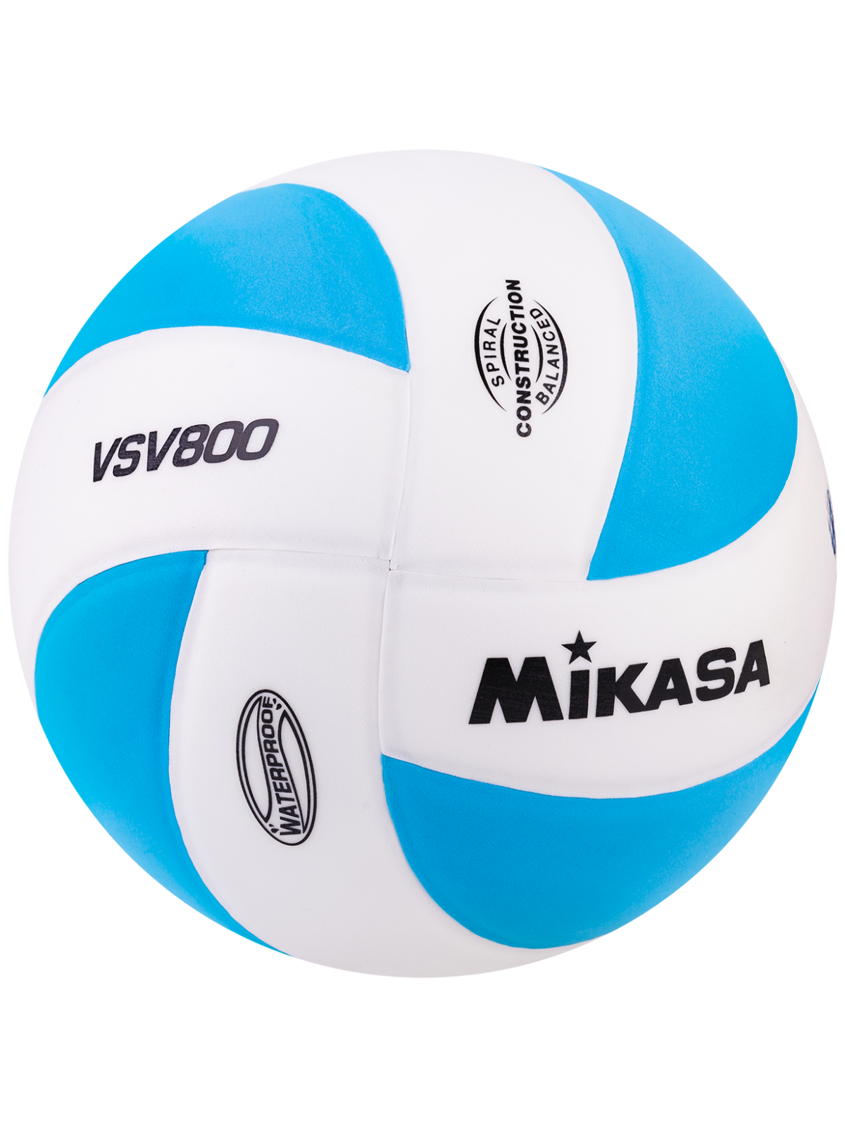 MIKASA Мяч волейбольный VSV800 WB №5 - 1