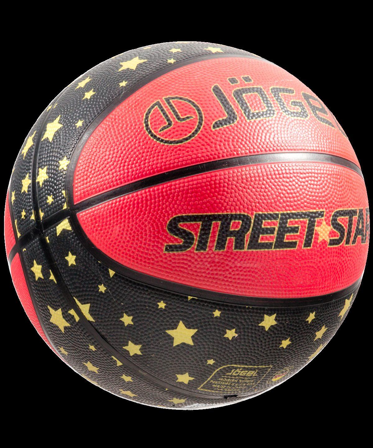 JOGEL Street Star Мяч баскетбольный  SS/7-20 №7 - 2