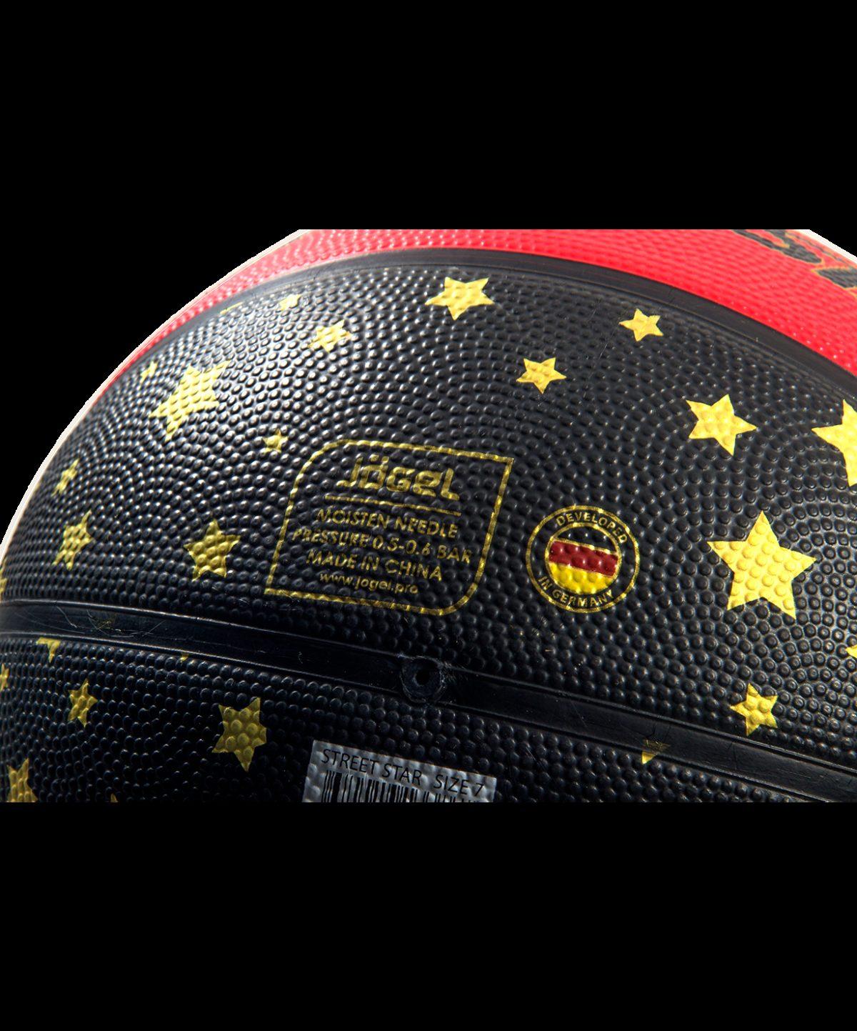 JOGEL Street Star Мяч баскетбольный  SS/7-20 №7 - 4