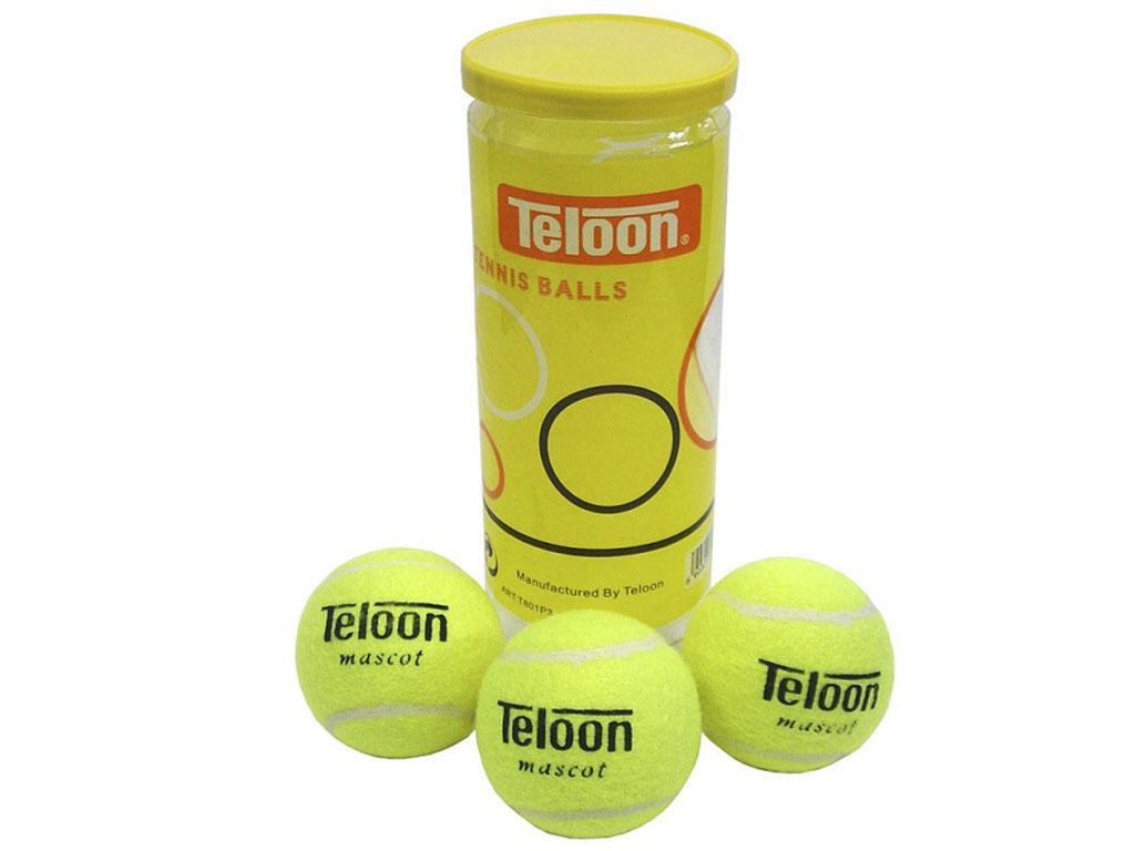 TELOON мяч для  большого  тенениса - 1