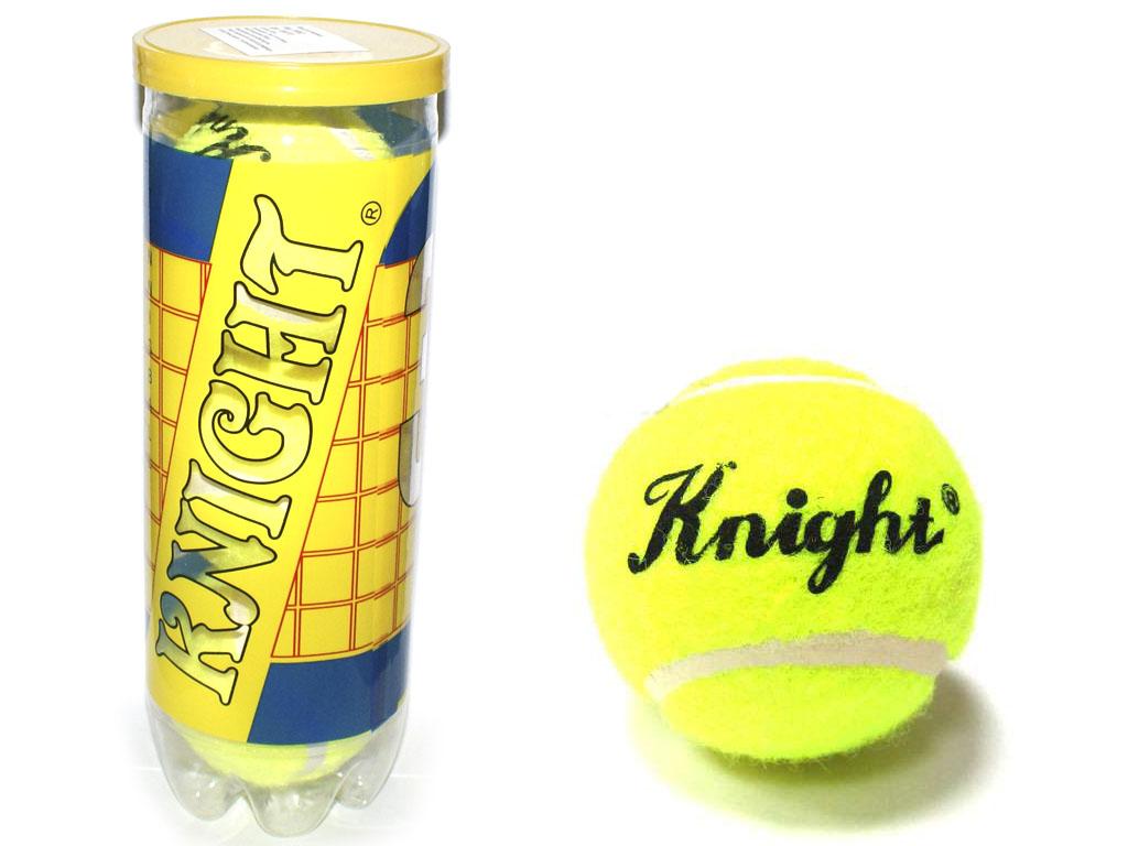 KNIGHT Мяч для большого тенениса  Т803Р3 - 1