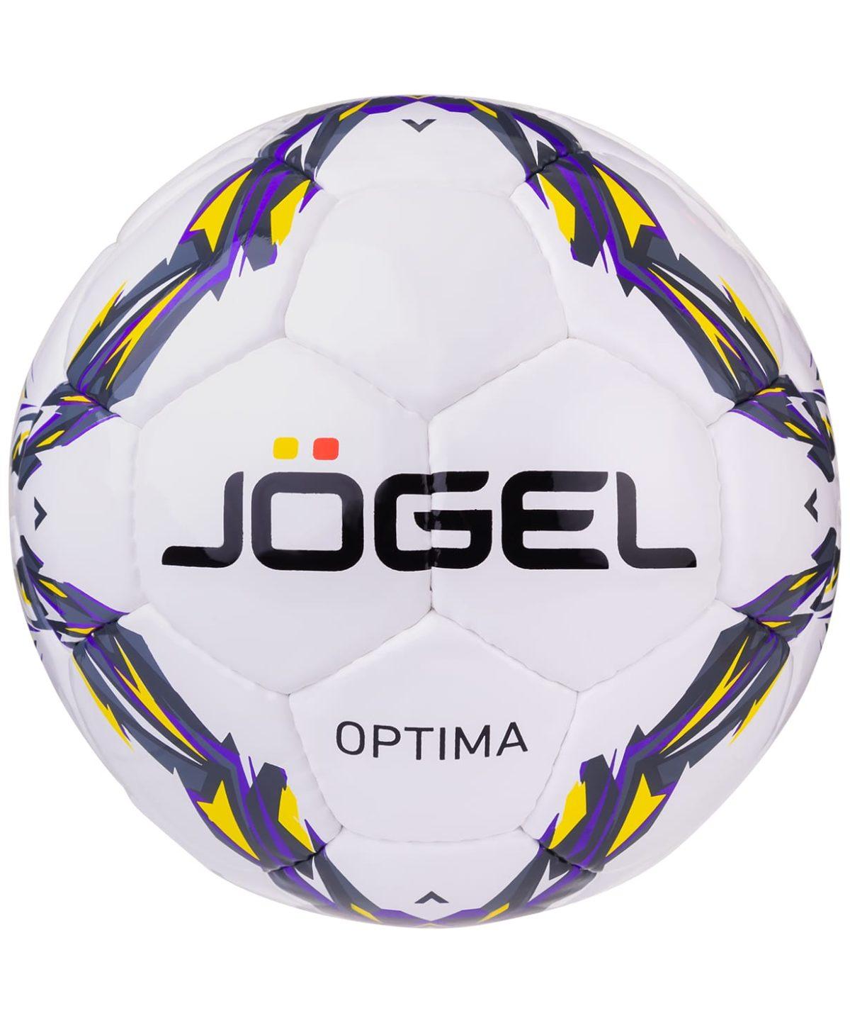 JOGEL Optima Мяч футзальный  JF-410 №4 - 1