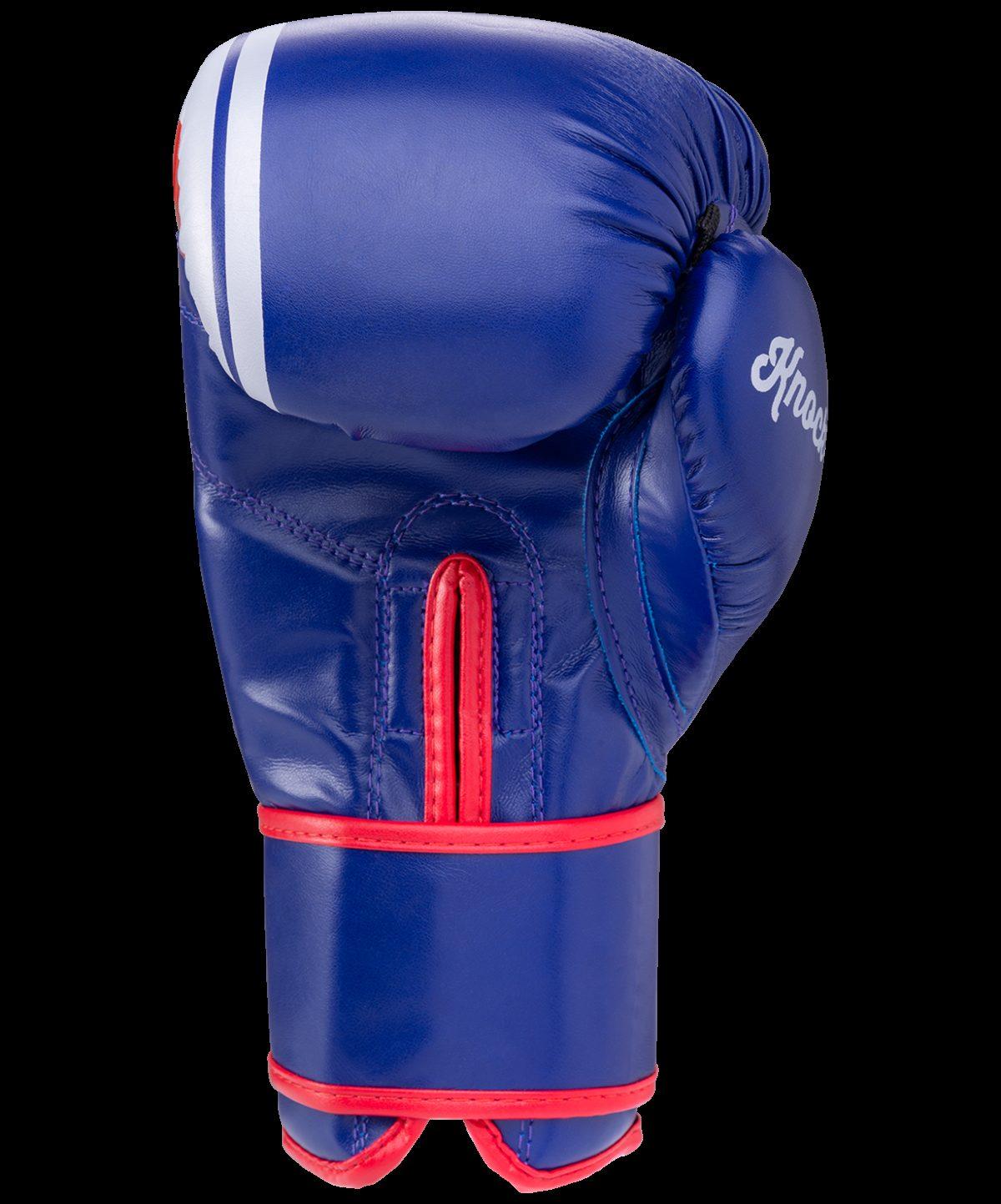 GREEN HILL Перчатки боксерские 10 oz Knockout  BGK-2266: синий - 2