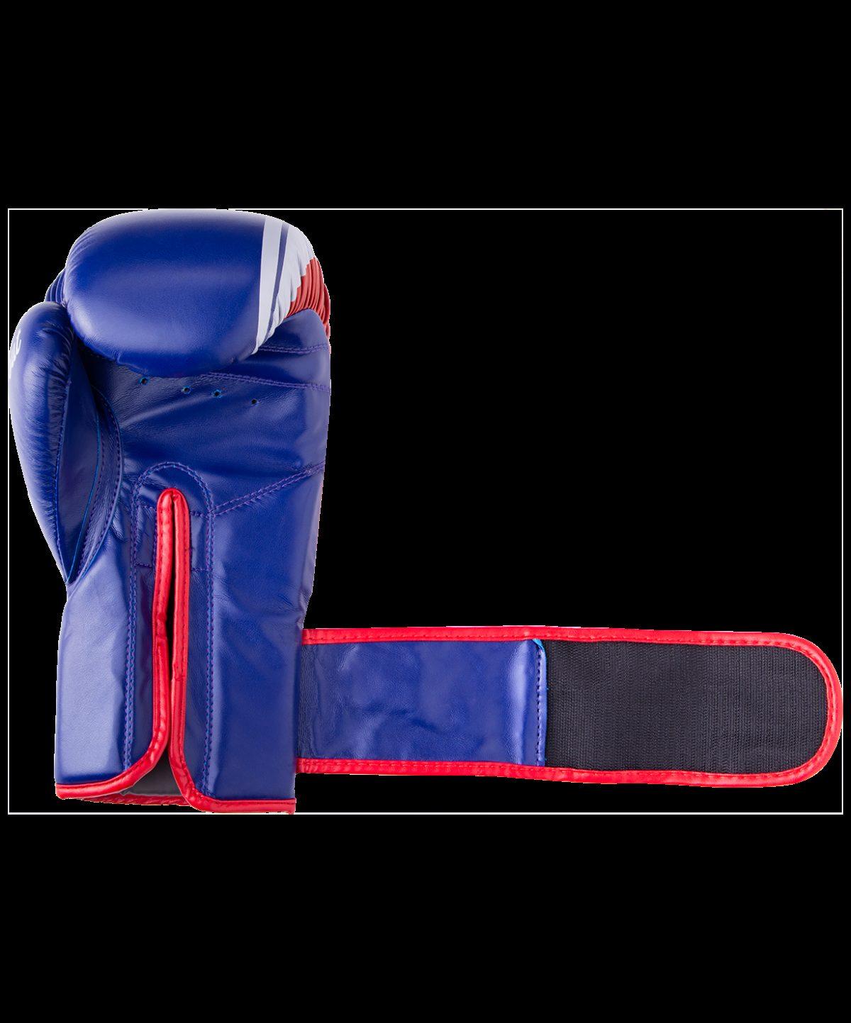 GREEN HILL Перчатки боксерские 10 oz Knockout  BGK-2266: синий - 5
