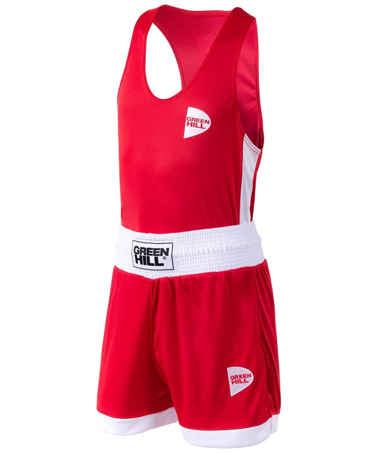 GREEN HILL Interlock Форма для бокса детская BSI-3805: красный - 1