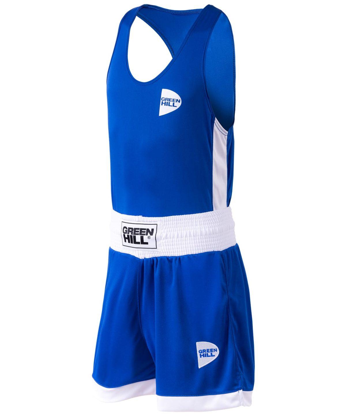 GREEN HILL Interlock Форма для бокса детская BSI-3805: синий - 1