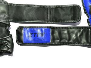 Перчатки для MMA  ZTM-004: синий - 2