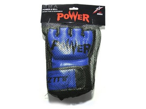 Перчатки для MMA  ZTM-004: синий - 3