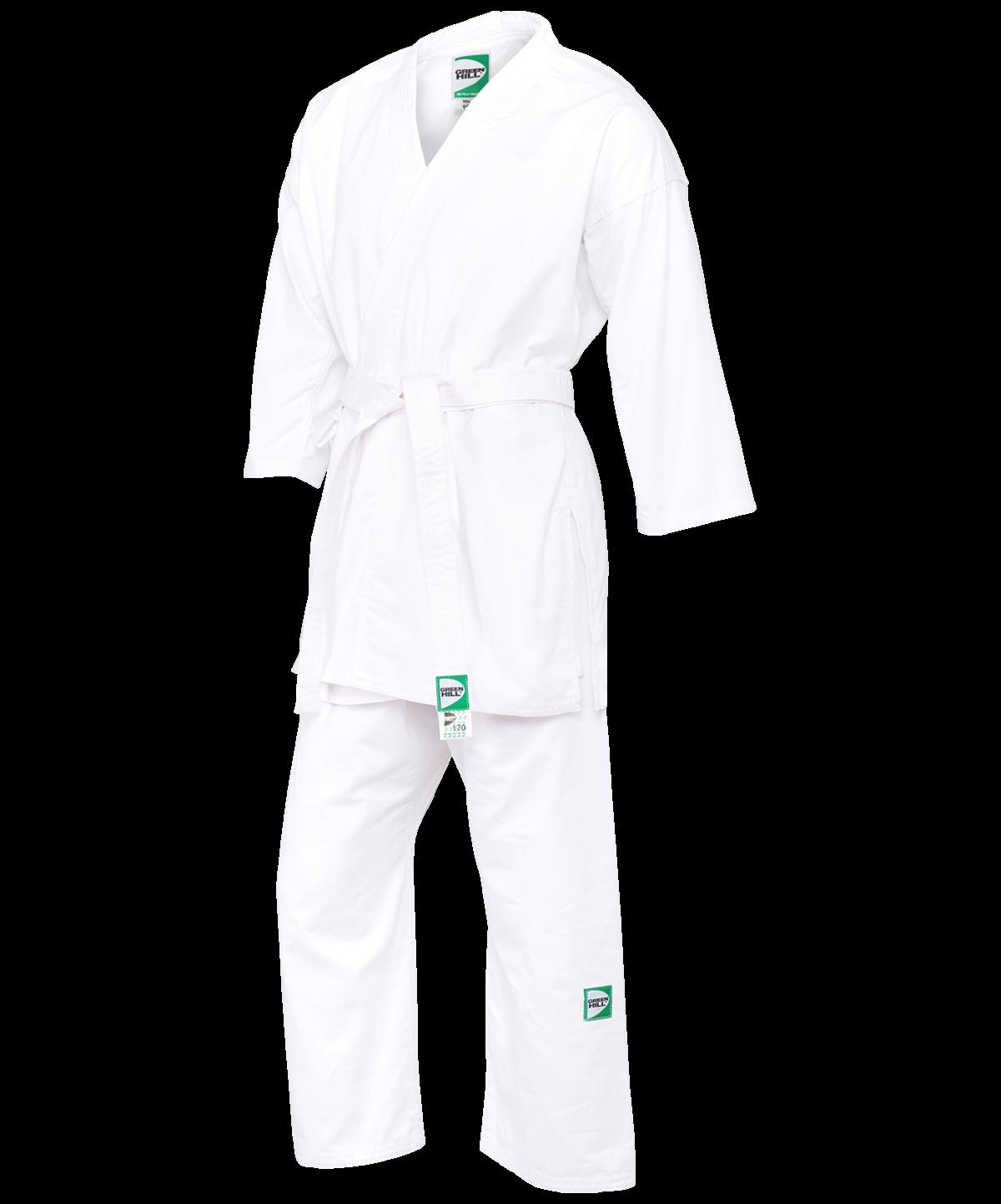 GREEN HILL Кимоно для карате Start 4/170  KSST-10354 - 1