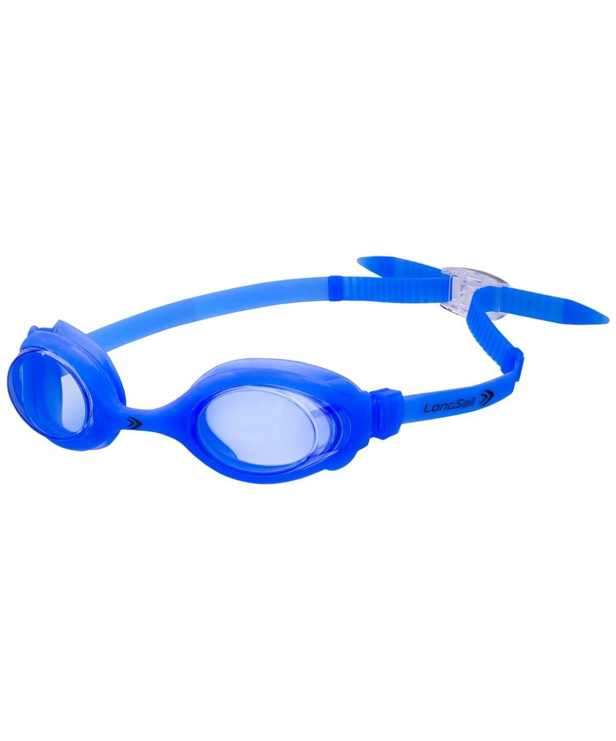 LONGSAIL Kids Marine Очки для плавания  L041020: голубой/голубой - 1