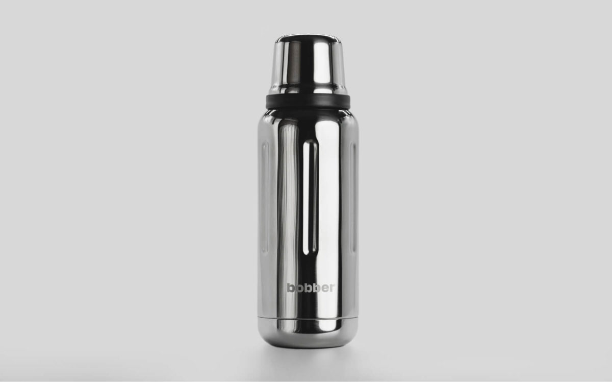 БОББЕР Термос для напитков, вакумный  470мл  Flask-470: зеркальный - 1