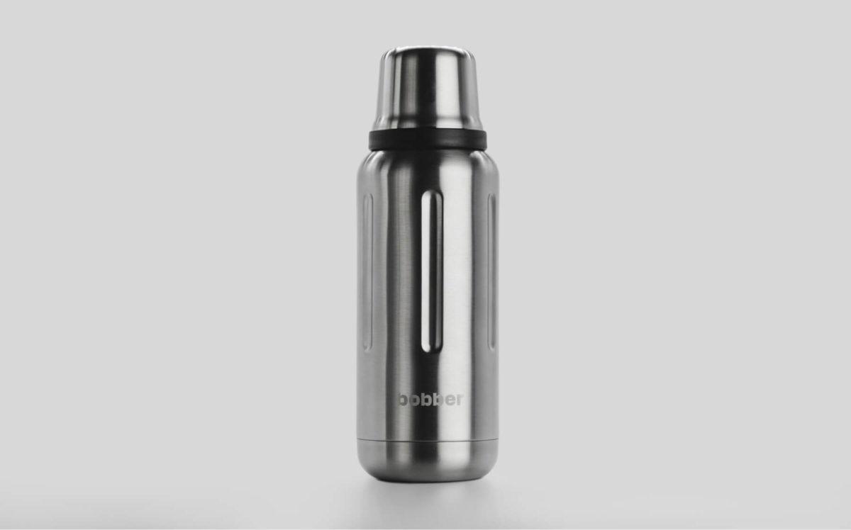БОББЕР Термос для напитков, вакумный  1000 мл  Flask-1000: матовый - 1