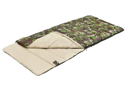 JUNGLE CAMP Traveller Comfort Спальник  70977 - 1