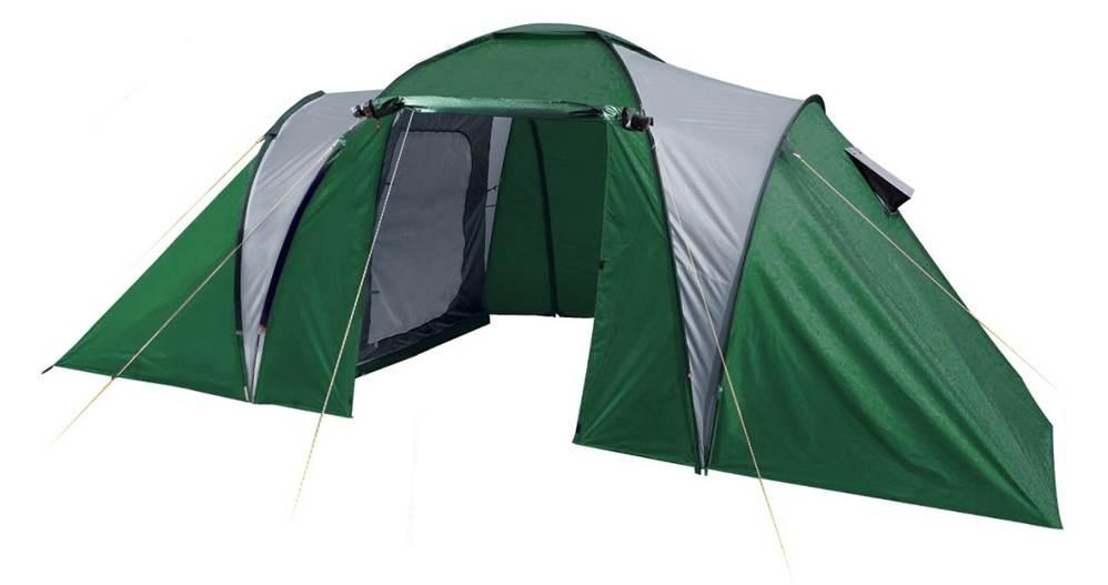 JUNGLE CAMP Toledo Twin 6 Палатка  70835 - 1