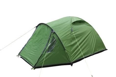 TREK PLANET Bergamo 4 Палатка 250x(220+95)x140  70206 - 2