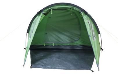 TREK PLANET Bergamo 4 Палатка 250x(220+95)x140  70206 - 3
