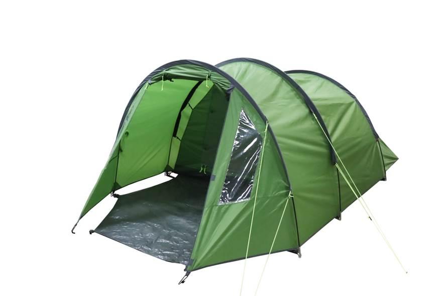 TREK PLANET Ventura 4 Палатка 255x(225+165)x140  70215 - 1