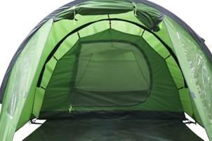 TREK PLANET Ventura 4 Палатка 255x(225+165)x140  70215 - 2
