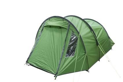 TREK PLANET Ventura 4 Палатка 255x(225+165)x140  70215 - 3