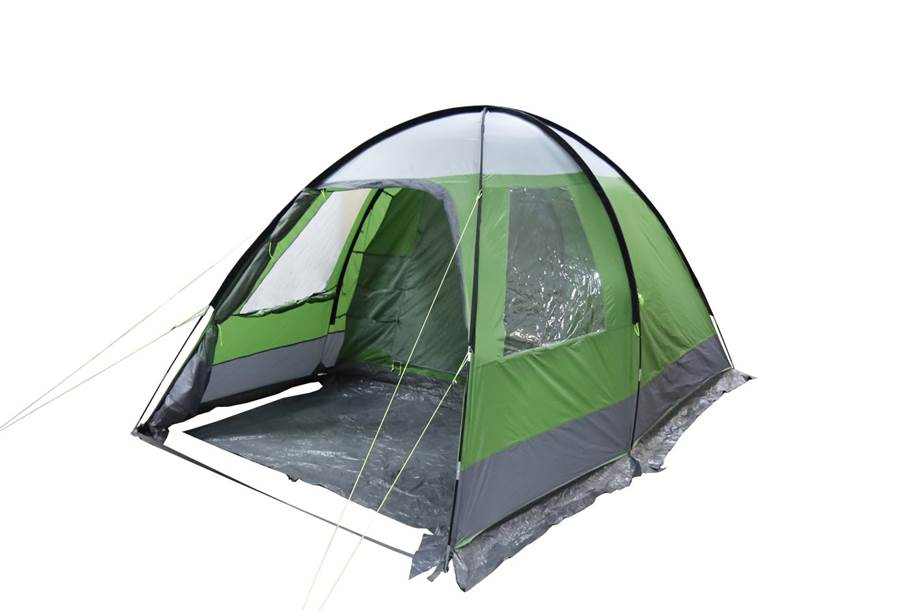 TREK PLANET Verona 4 Палатка 280x(150+230)x200  70271 - 1