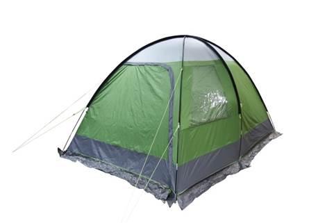 TREK PLANET Verona 4 Палатка 280x(150+230)x200  70271 - 2