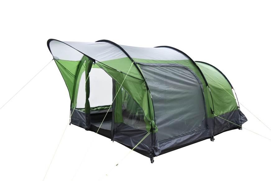 TREK PLANET Siena Lux 4 Палатка 300x(225+270)x200  70244 - 1