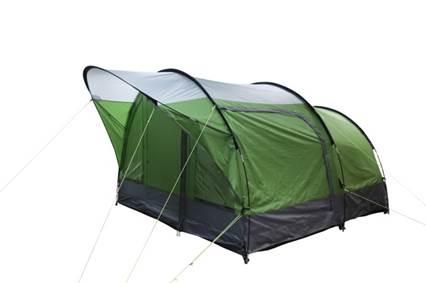 TREK PLANET Siena Lux 4 Палатка 300x(225+270)x200  70244 - 3