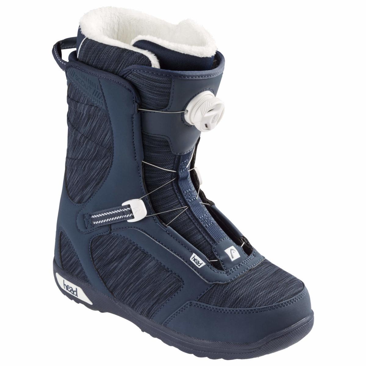 HEAD Ботинки для сноуборда SCOUT LYT BOA  353319 - 1