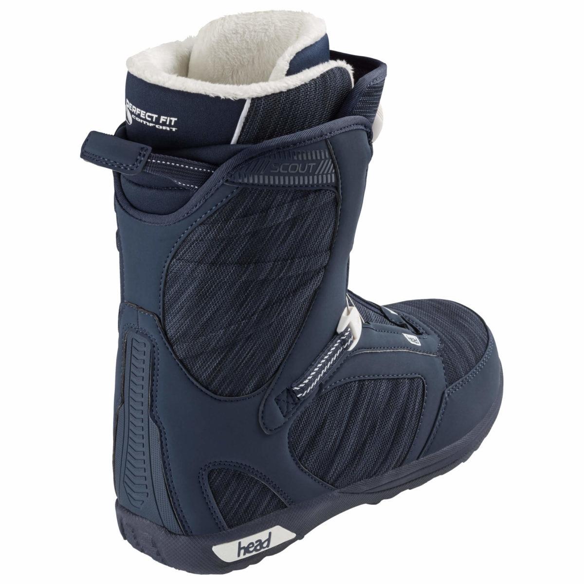 HEAD Ботинки для сноуборда SCOUT LYT BOA  353319 - 2