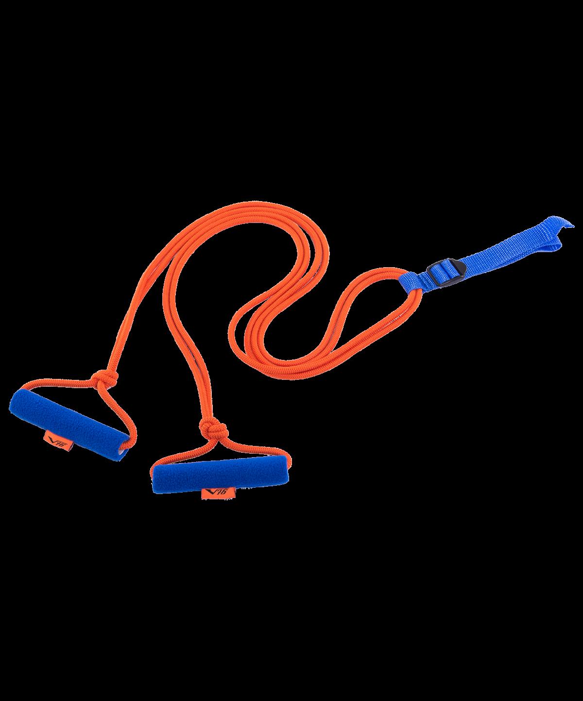 V76 Эспандер лыжника-пловца  взрослый, двойной ЭЛБ-2Р-К - 1