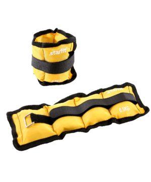 STARFIT Утяжелители  0.5 кг, желтый WT-401 - 1