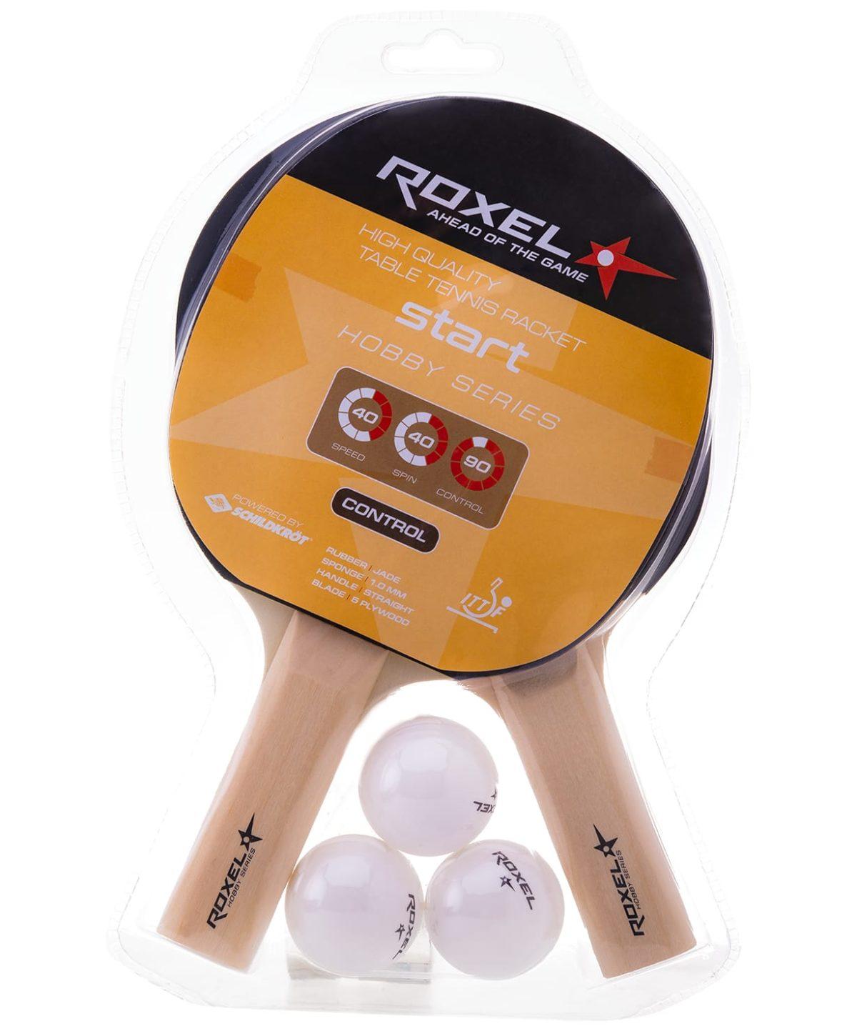 ROXEL Hobby Start Набор для настольного тенниса   15366 - 1