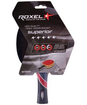 ROXEL 5* Superior Ракетка для настольного тенниса, коническая  15359 - 19
