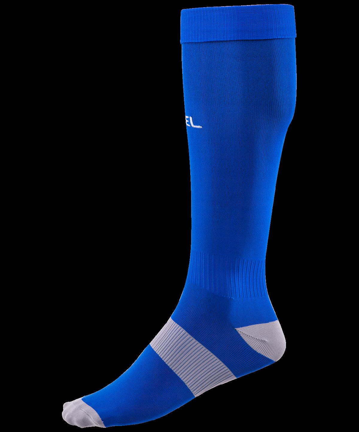 JOGEL Гетры футбольные Essentiаl, синий/серый  JA-006 - 1