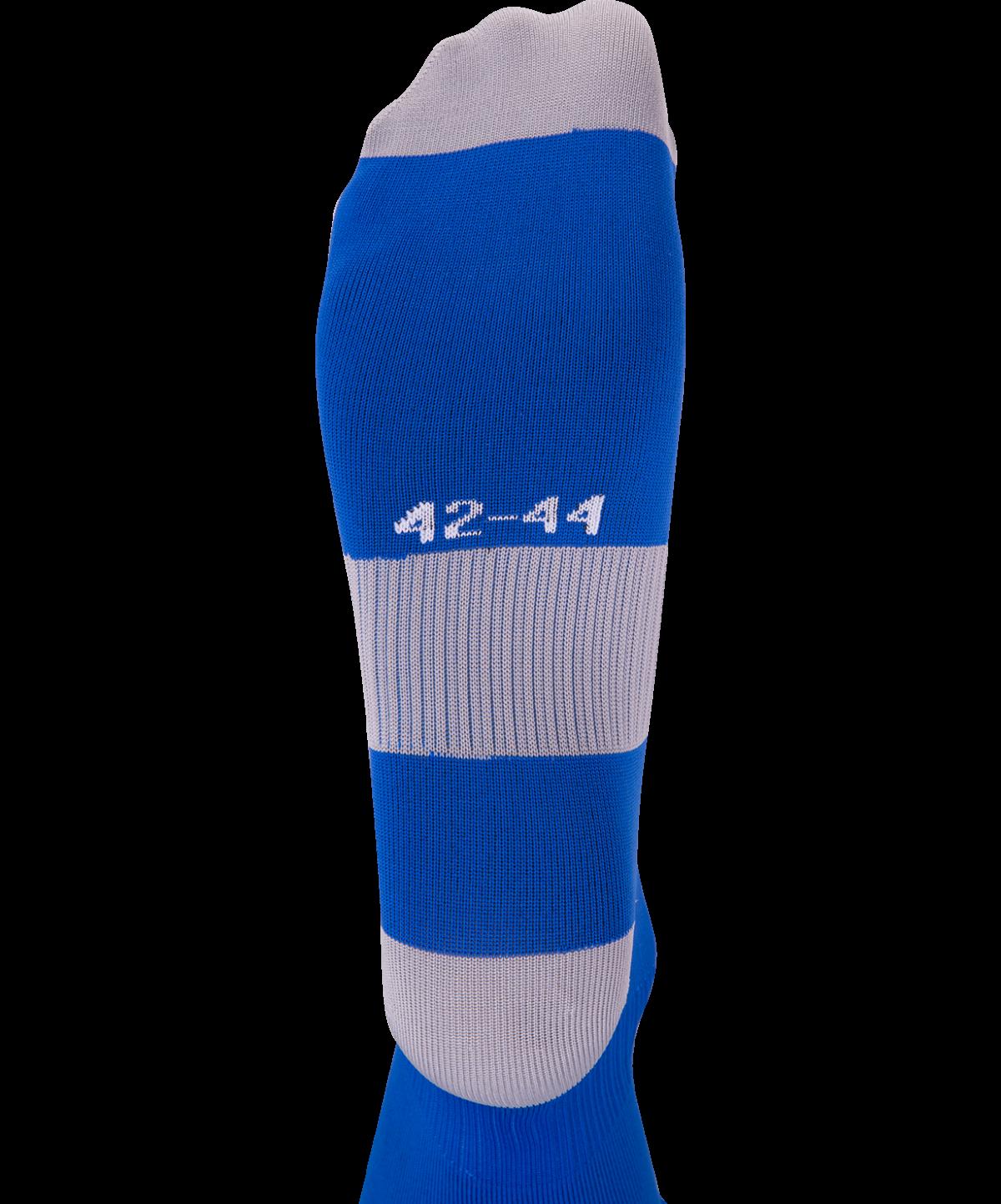JOGEL Гетры футбольные Essentiаl, синий/серый  JA-006 - 3